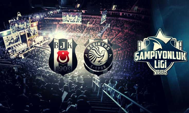 Beşiktaş, e-Spor Dünyasına adımını attı!