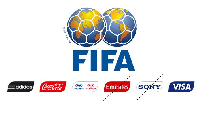 FIFA ve kaçan sponsorlar (Sony, Emirates)