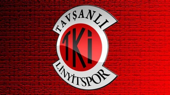 Tavşanlı Linyitspor'un yeni forma sponsoru