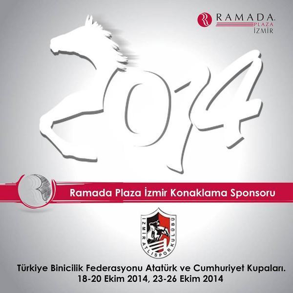 Ramada Plaza İzmir sponsor oldu