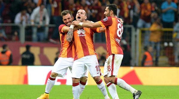 Galatasaray'ın sponsoru Huawei