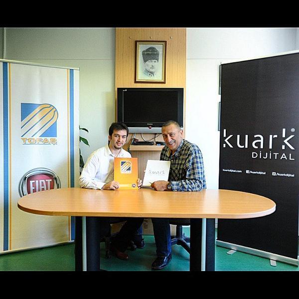 Tofas Spor Kulubu dijital medya sponsoru
