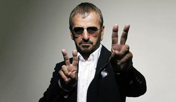 Beatles üyelerinden Ringo Starr ile sponsorluk