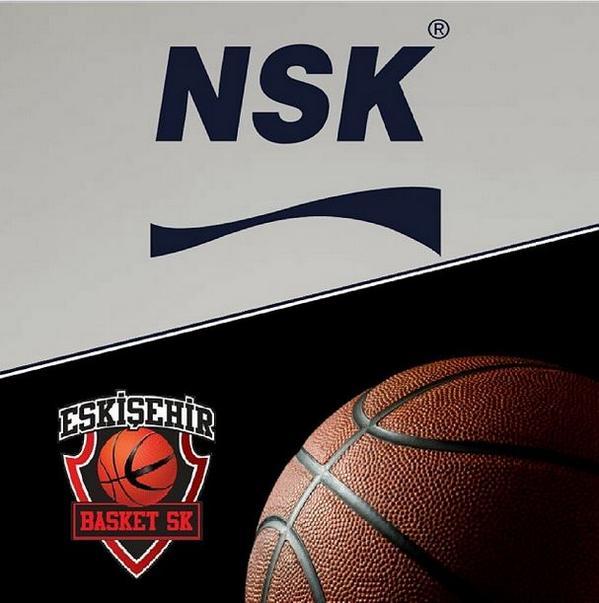 Eskişehir Basket'in ana sponsoru