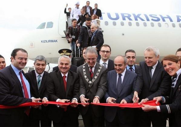 Türk Hava Yolları sponsor