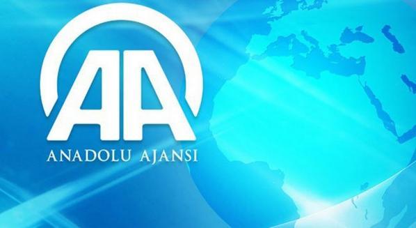 Anadolu Ajansi sponsor