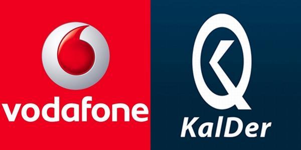 Vodafone dijital iletişim sponsoru oldu