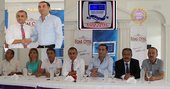 Orduspor'a sponsorluk iptali