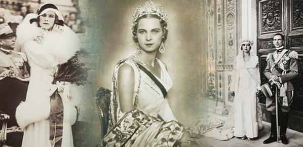 Mayıs Kraliçesi'nin gardırobunun özel parçaları