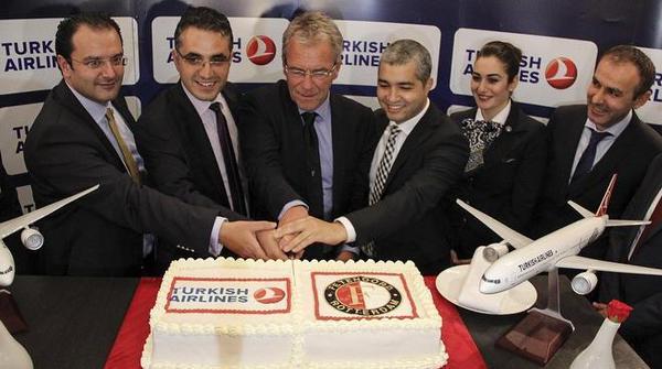 Türk Hava Yolları'ndan stad reklamı sponsorluk