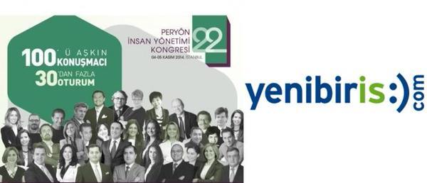 22. PERYÖN İnsan Yönetimi Kongresi Anasponsoru