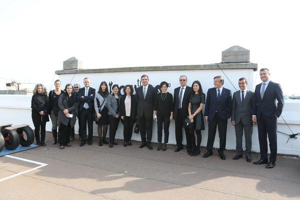 2.İstanbul Tasarım Bienali 2014'ün eş sponsoru