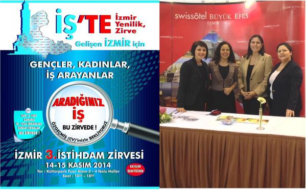 Swissotel Izmir konaklama sponsoru