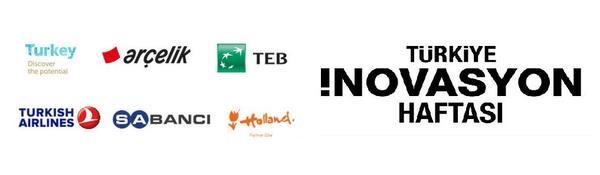 İnovasyon Haftasının tüm sponsorları