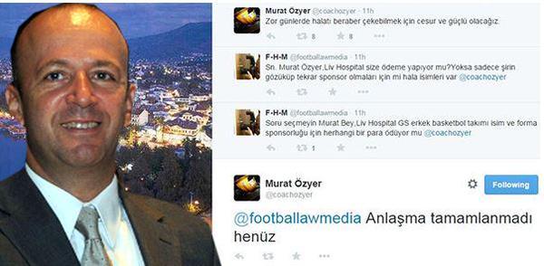 Murat Özyer'den Liv Hospital açıklaması