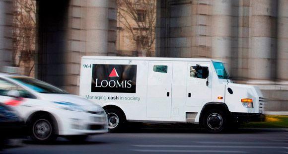 Loomis kasa sponsoru