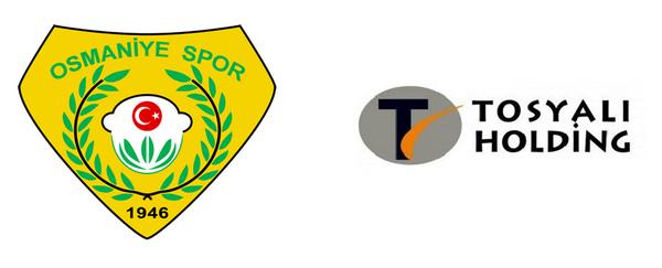 Tosyalı Holding sponsor