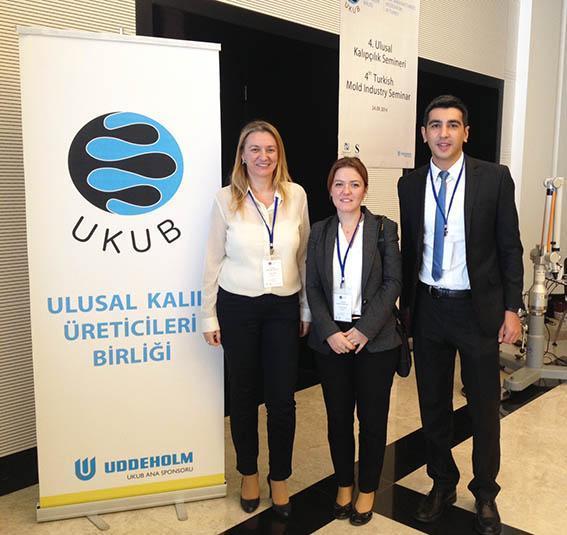 Anasponsor Uddeholm Turkiye