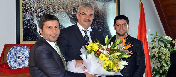 Bursaspor-SAİ Erciyesspor maçının deplasman sponsoru