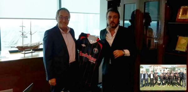 Sapanca Akademispor'un forma sponsoru