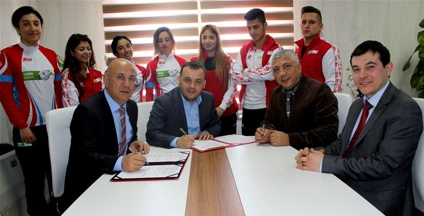Özel Akdeniz Şifa Hastanesi Sporu Destekliyor