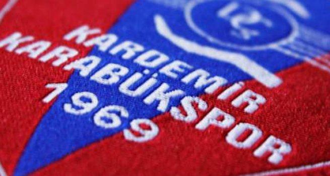 Karabükspor'dan sponsorluk anlaşması