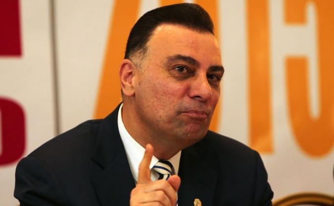 Ahmet Özdoğan'dan Sponsorluk Açıklamaları