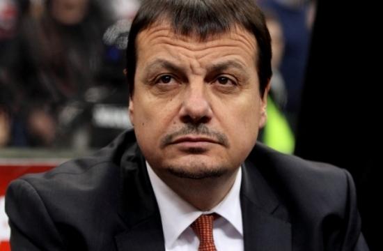 Ergin Ataman, Fenerbahçe Ülker maçı sonrası konuştu.
