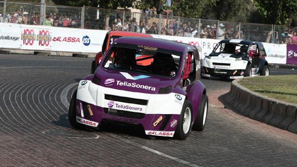 Otomobil sporlarındaki sponsor krizi Volkicara yaradı