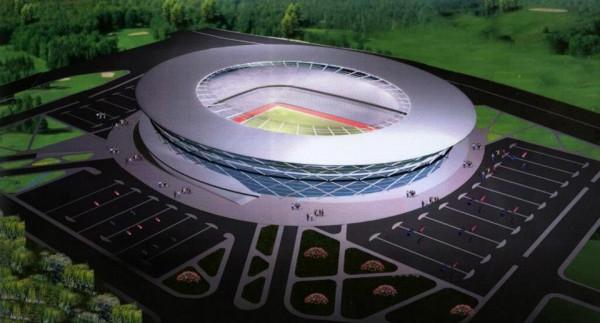 Sakaryaspor'un Yeni Stadının İsim Sponsoru