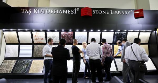 Turkey Stone Antalya Mermer ve Doğal Taş Ürünleri Fuarı'nın sponsorları