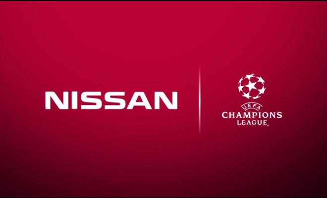 Nissan UEFA Şampiyonlar Ligi Sponsorluğunu Uzattı