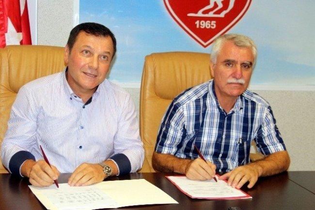Borsan Grup, Samsunspor'un forma kol sponsoru oldu