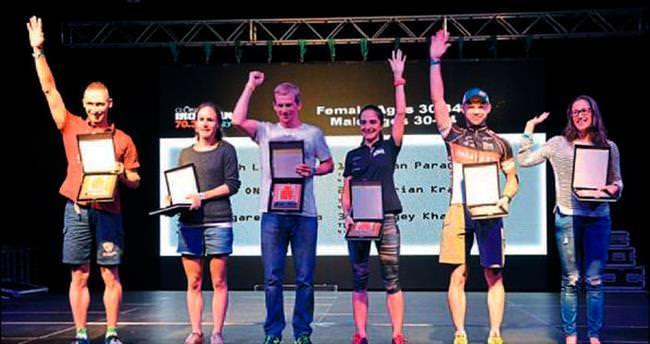 Ironman yarışı Gloria Hotels & Resorts sponsorluğunda