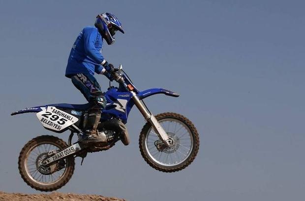 Saruhanlı Belediyesi'nde Motorsiklet Sporuna Destek