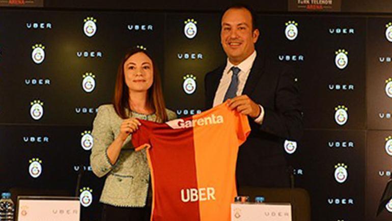Galatasaray ile UBER anlaşmasının detayları