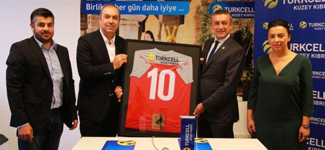 Turkcell Kıbrıs'ta da Resmi İletişim Sponsoru