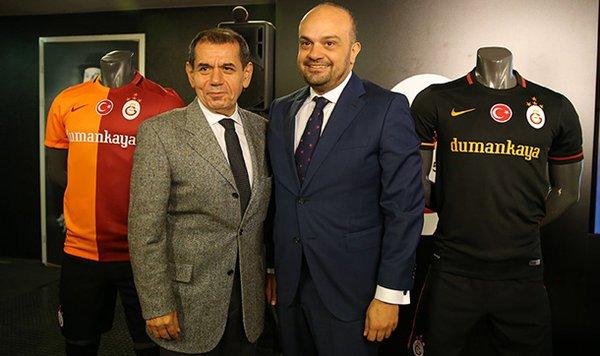 Dumankaya ile Galatasaray forma sponsorluğunun detayları