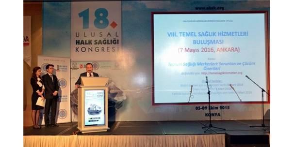 Zade Vital,18. Ulusal Halk Sağlığı Kongresi'nin ana sponsoru oldu