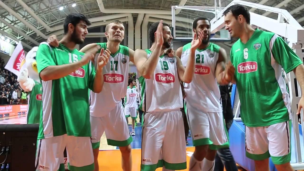 Torku Konyaspor'a baskette 3 sponsor