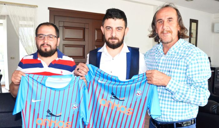 Ankas Mühendislik İstiklalspor'a sponsor oldu.