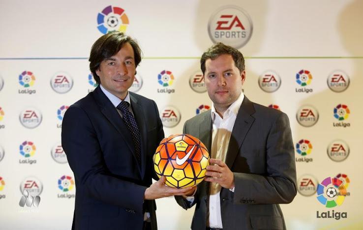 La Liga, EA Sport ile çorap sponsorluğu konusunda anlaştı
