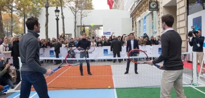 Peugeot ünlü tenis turnuvasının resmi otomobil sponsoru oldu