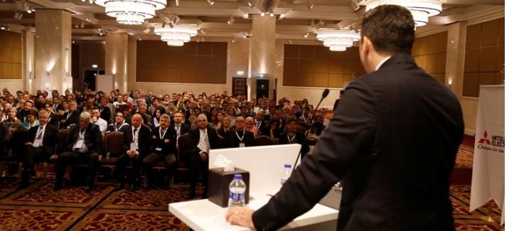 Mitsubishi Electric İSKİD Konferansı'na ana sponsor oldu