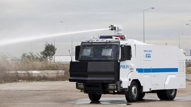 TOMA üreticisi Katmerciler, Avrasya Güvenlik ve Trafik Fuarı sponsoru oldu