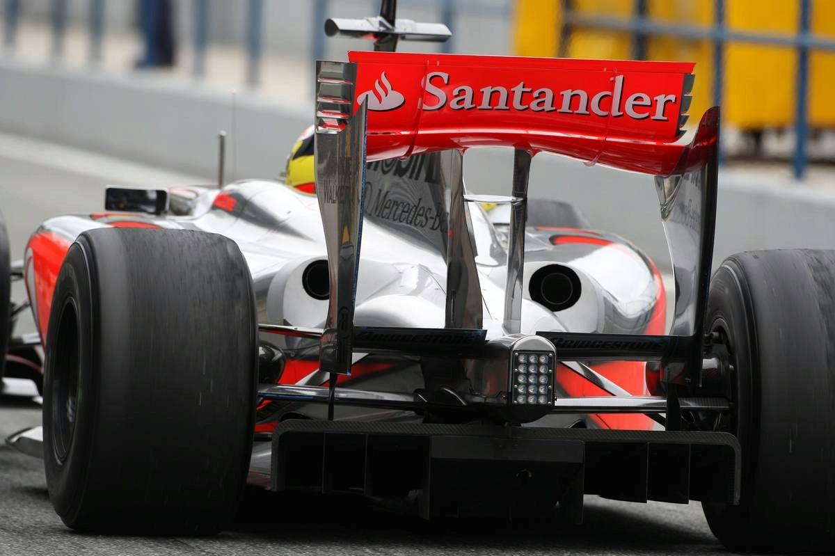 McLaren ve Santander sponsorluk anlaşması yenilendi