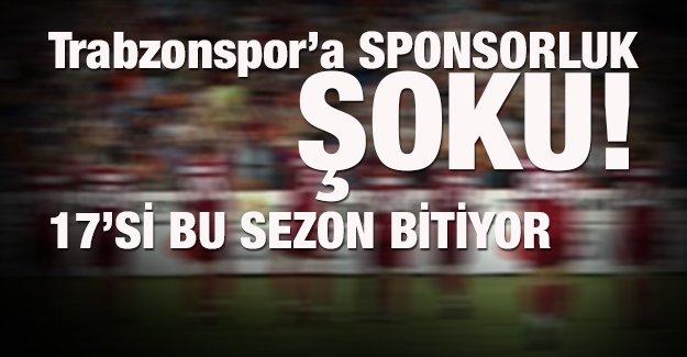 Trabzonspor'un 22 sponsorundan 17'si sezon sonu bitiyor.