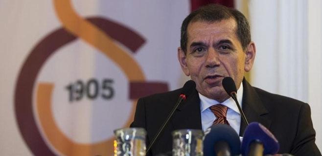 Galatasaray'a 5 yıllık 100 milyon euro'luk isim sponsorluğu