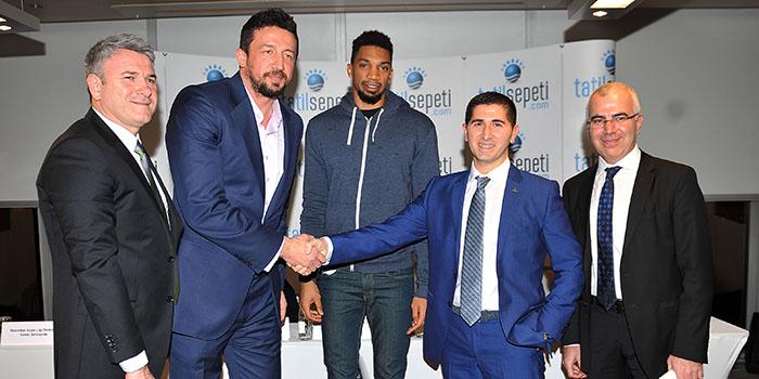 Tatilsepeti.com, Spor Toto Basketbol Ligi'nin Sponsoru Oldu