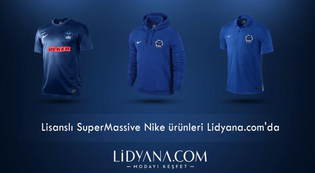 SUPERMASSİVE, Ülker, Nike ve Lidyana ile anlaştı